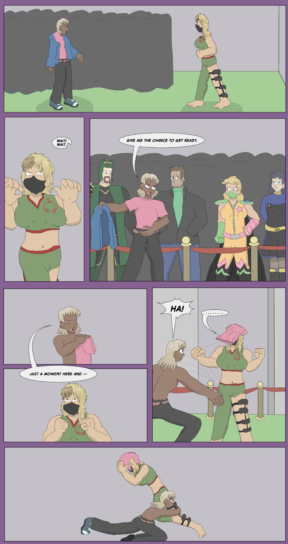 Like The Rain, They Fall- Page 14