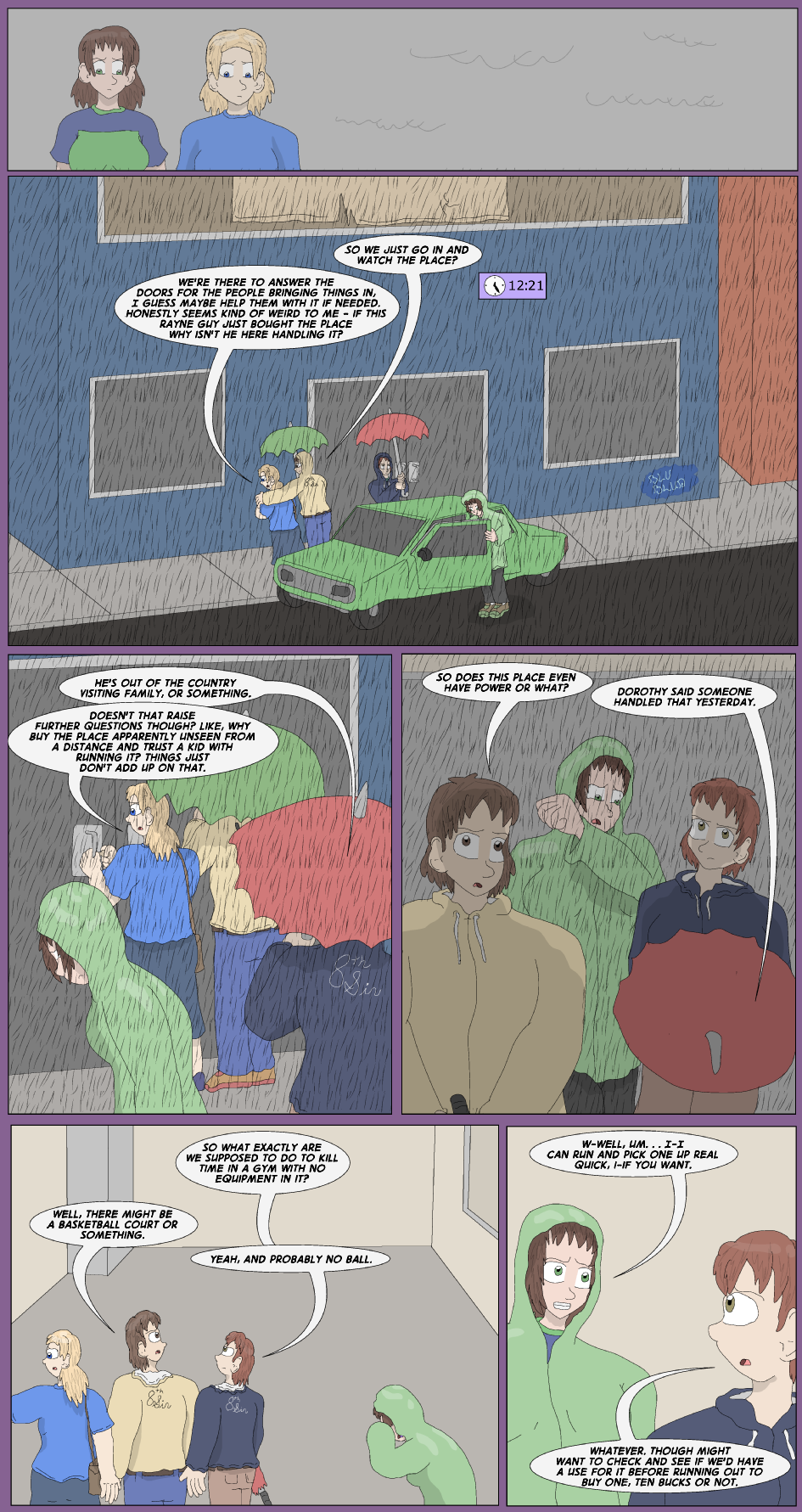 Storms Are Brewing- Page 9