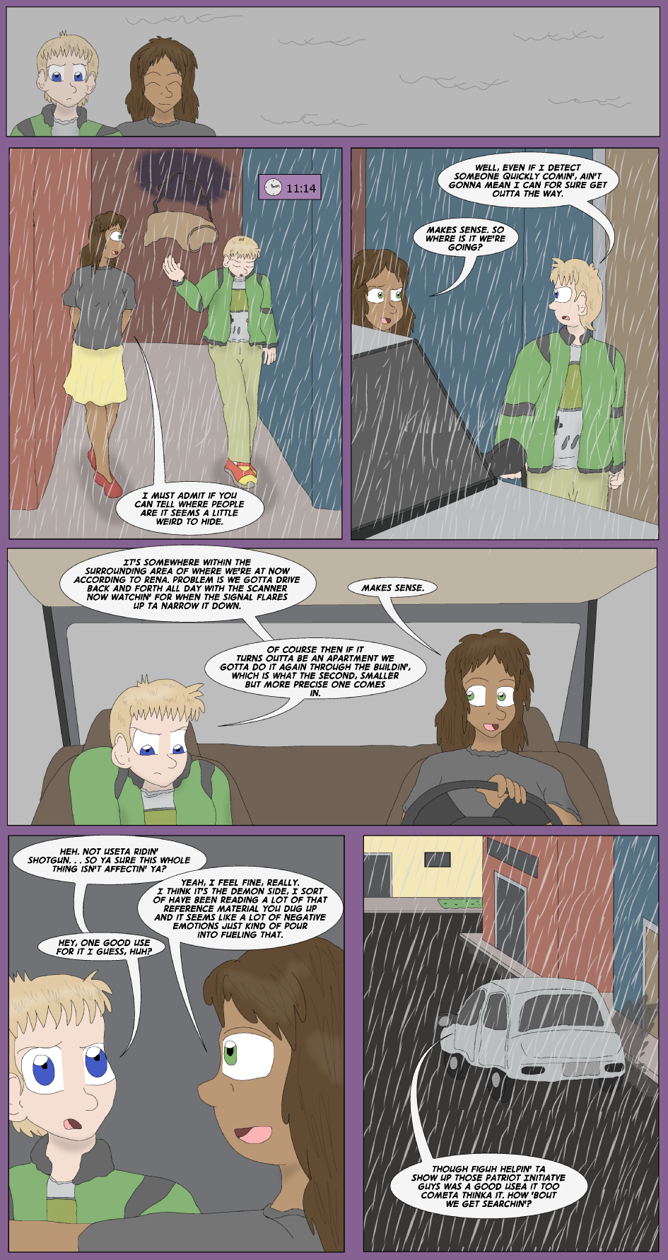 Storms Are Brewing- Page 29