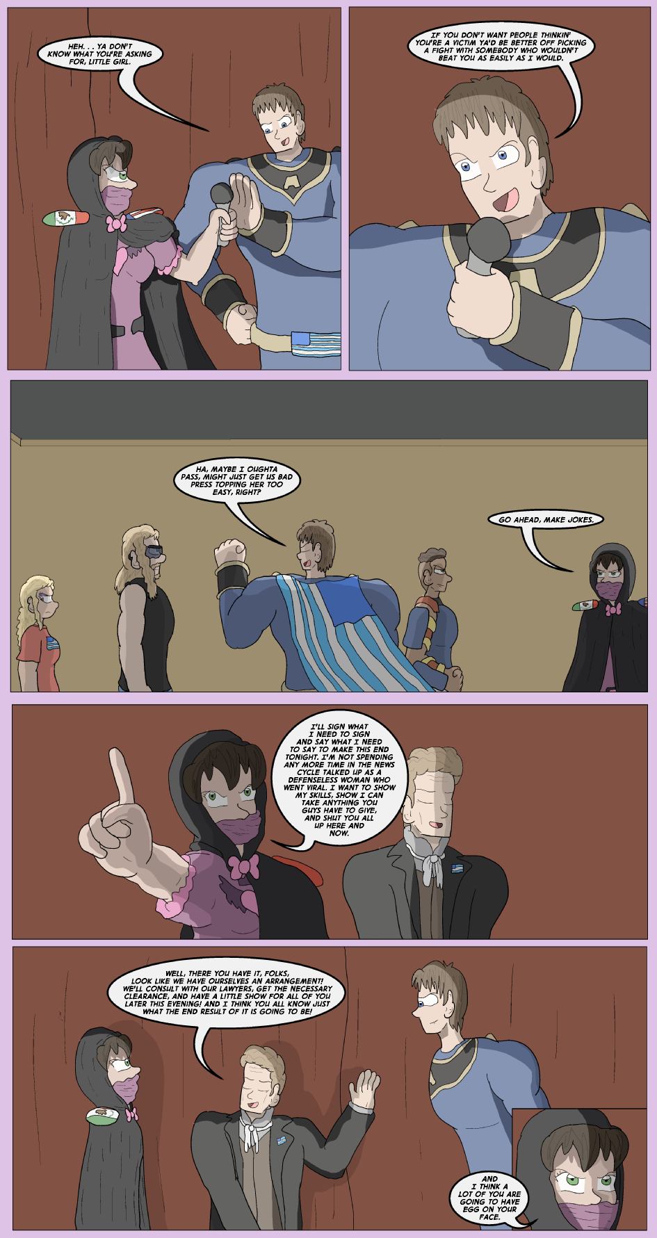 A Man And A Woman- Page 14
