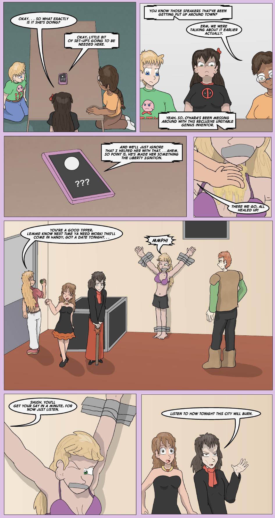 Star Night- Page 14
