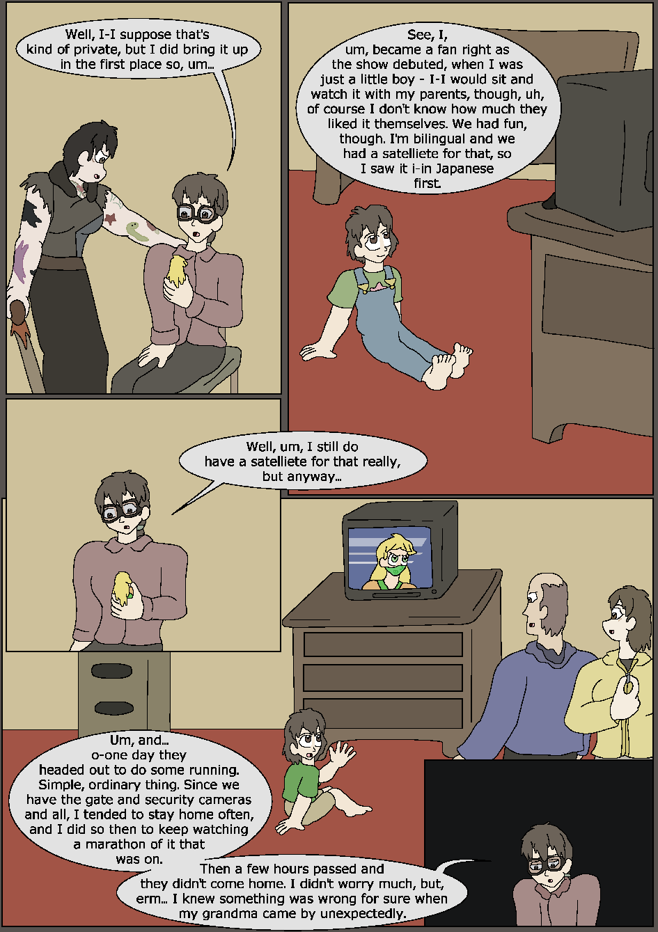 Skeletons in the Closet, Page 11
