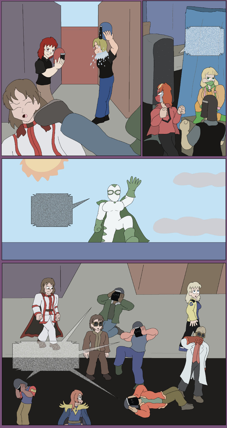 A Time For Work, Page 20