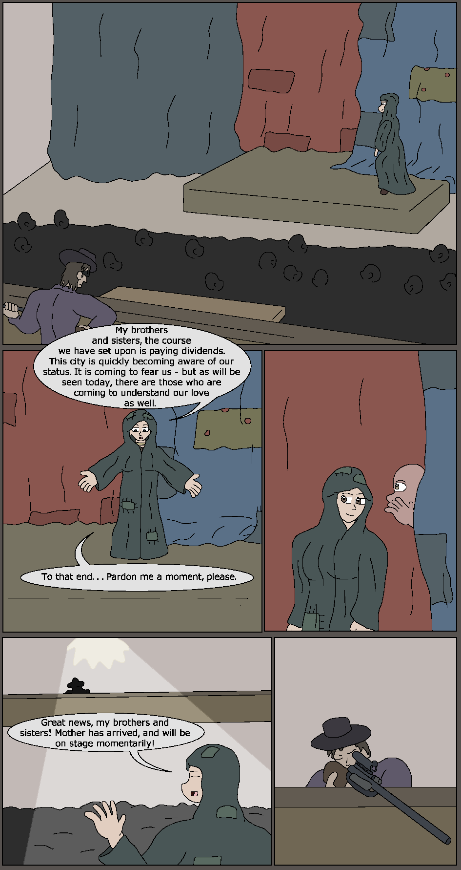 A Time For Work, Page 12
