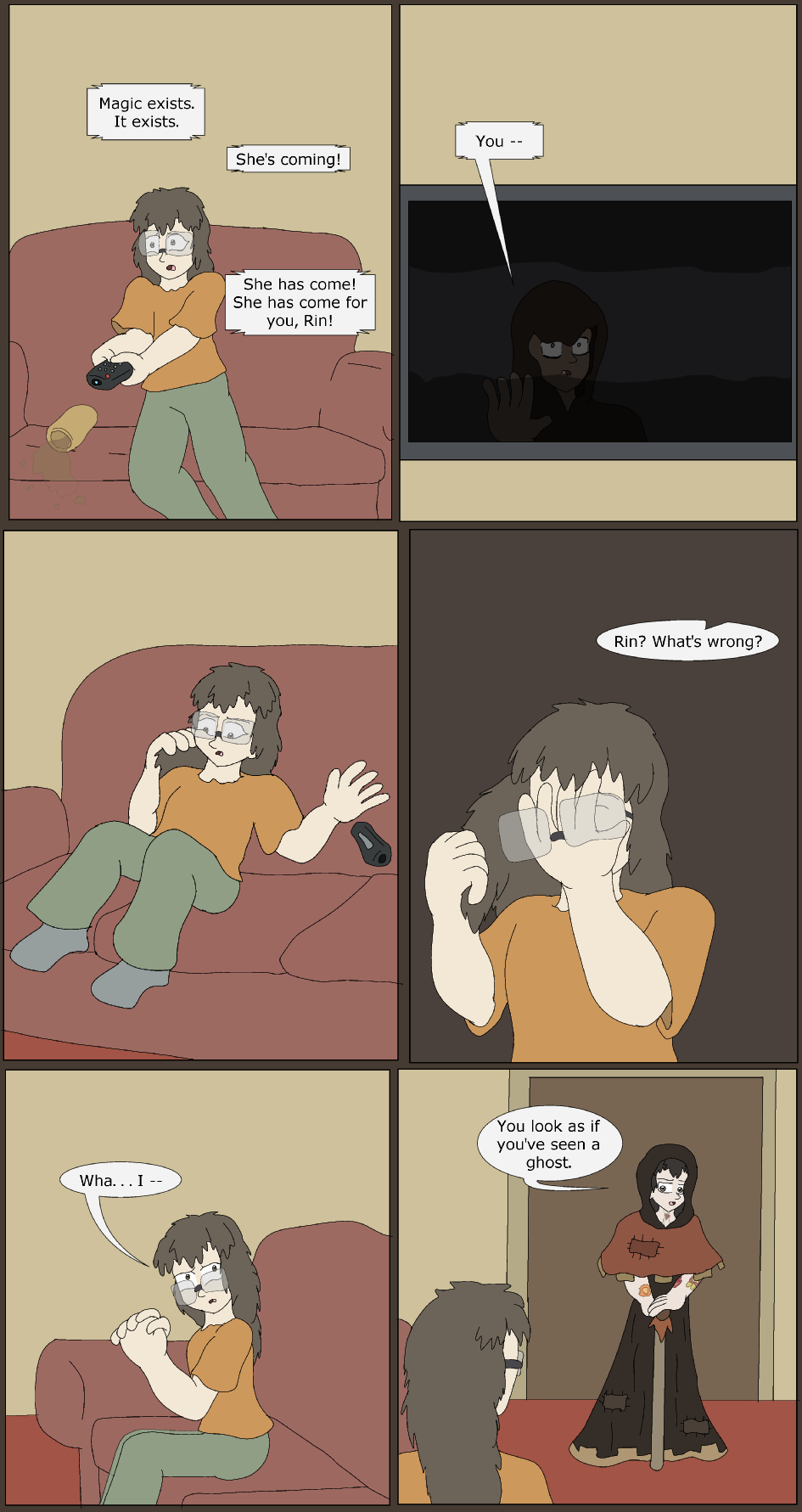 Quiet, Page 15